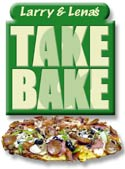 Take and Bake Pizza
